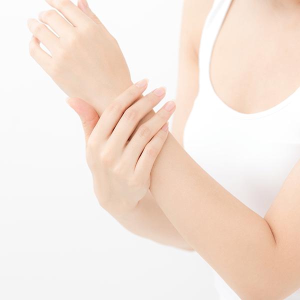 皮膚移植の痛みイメージ