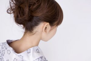 色っぽい「うなじ美人」になるために・・・ ~うなじ脱毛が人気な理由~