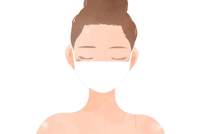 最近 『マスクによる肌荒れ』 気になりませんか?